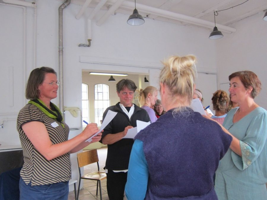 Kreativitet og læringskultur på Århus Kunstakademi